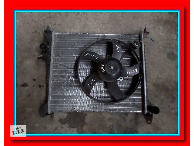 продам Б/у Система охлаждения Радиатор Легковой Audi A2 1.4 бензин бу в Стрые