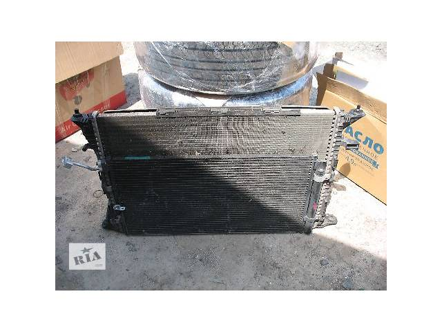 продам б/у Система охлаждения Радиатор Легковой Audi Q5 бу в Луцке