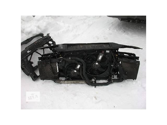 купить бу б/у Система охлаждения Радиатор Легковой Audi Q7 в Луцке
