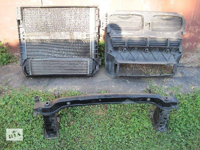 купить бу б/у Система охлаждения Радиатор Легковой BMW X6 2010 в Сумах
