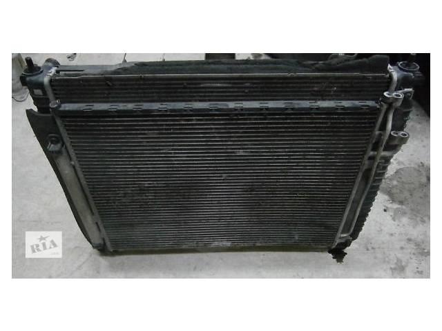 бу б/у Система охлаждения Радиатор осн + конд Легковой Chevrolet Captiva 2008 в Луцке