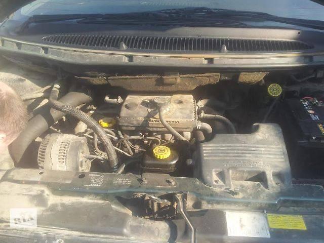 купить бу б/у Система охлаждения Радиатор Легковой Chrysler Grand Voyager 2000 в Львове