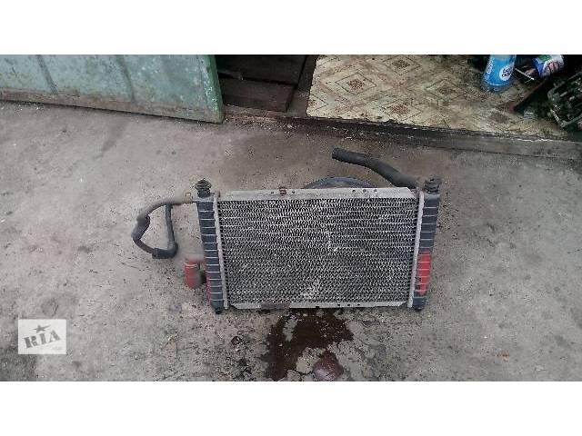 бу б/у Система охлаждения Радиатор Легковой Daewoo Matiz 2009 в Киеве