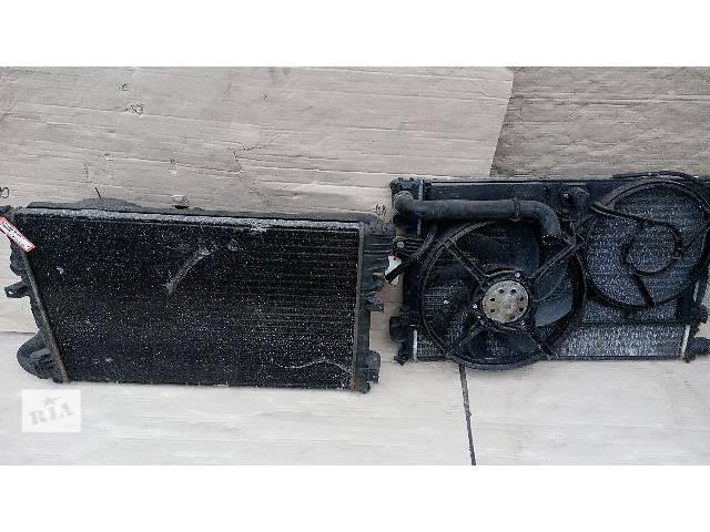 Б/у радиатор для легкового авто Fiat Scudo- объявление о продаже  в Бродах