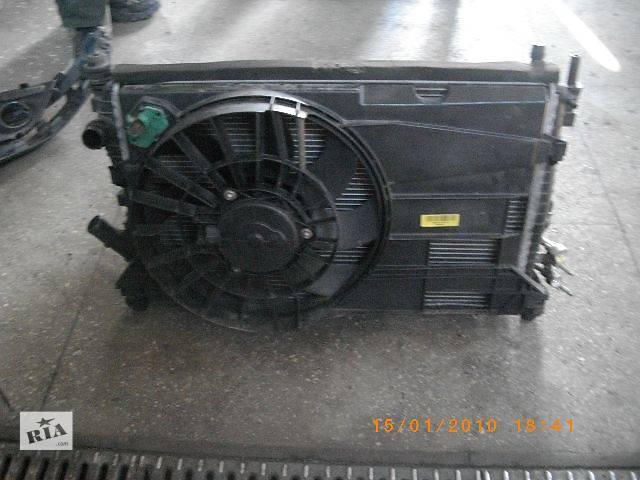 купить бу б/у Система охлаждения Радиатор Легковой Ford Fusion 2008 в Львове