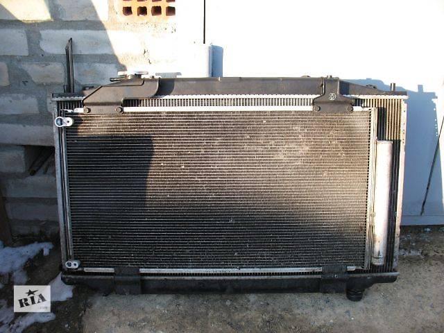 продам б/у Система охлаждения Радиатор Легковой Honda Accord 2009 бу в Луцке