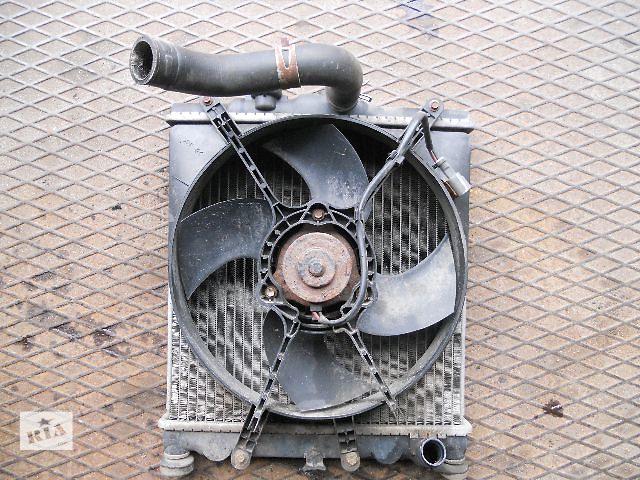 бу б/у Система охлаждения Радиатор Легковой Honda Civic Хэтчбек 1997 в Львове