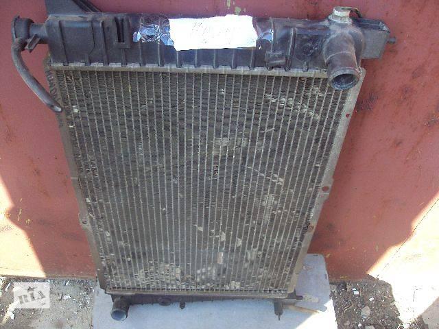 продам б/у Система охлаждения Радиатор Легковой Hyundai Accent Седан 1998 бу в Львове
