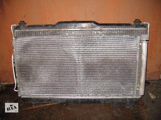 бу б/у Система охлаждения Радиатор Легковой Hyundai Santa FE 2003 в Луцке