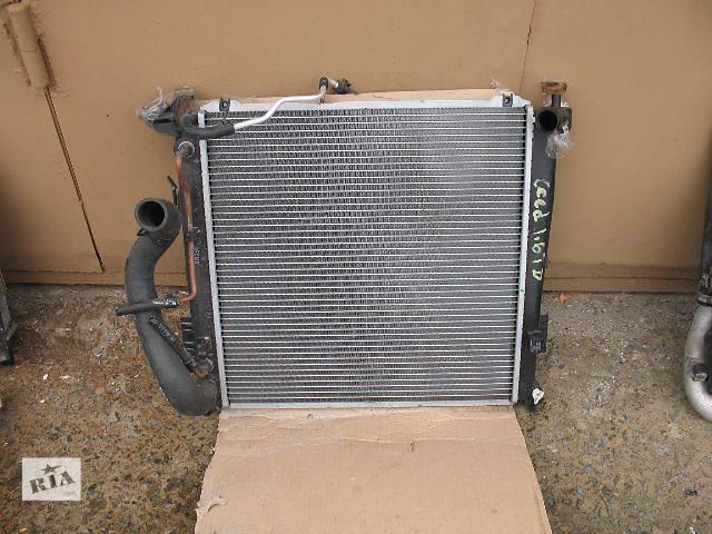 продам б/у Система охлаждения Радиатор Легковой Kia Ceed 2007 бу в Луцке