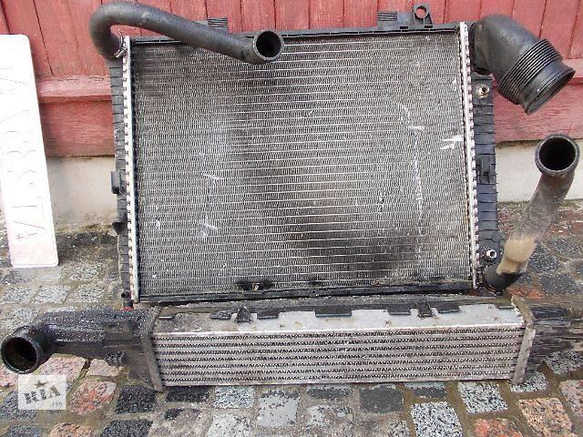 бу б/у Система охлаждения Радиатор Легковой Mercedes 210 в Костополе