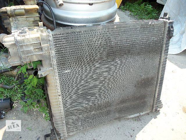 б/у Система охлаждения Радиатор Легковой Mercedes Vito Минивен 1998- объявление о продаже  в Ковеле
