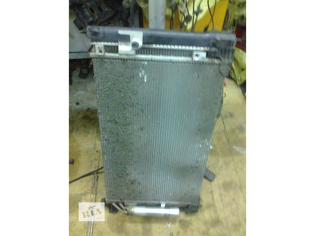 бу б/у Система охлаждения Радиатор Легковой Mitsubishi Lancer X 2008 в Киеве