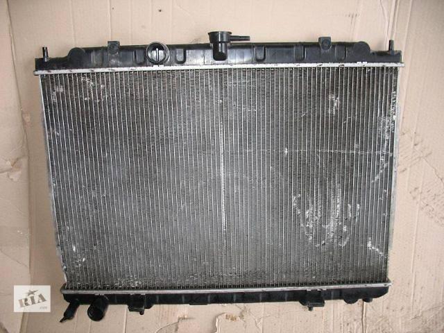 б/у Система охлаждения Радиатор Легковой Nissan X-Trail 2005- объявление о продаже  в Луцке