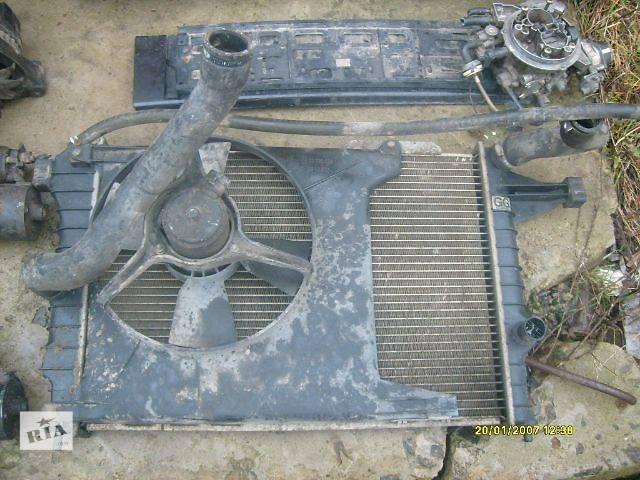продам б/у Система охлаждения Радиатор Легковой Opel Vectra A 1992 бу в Самборе