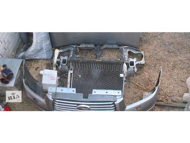 бу б/у Система охлаждения Радиатор Легковой Subaru Forester 2006 в Луцке