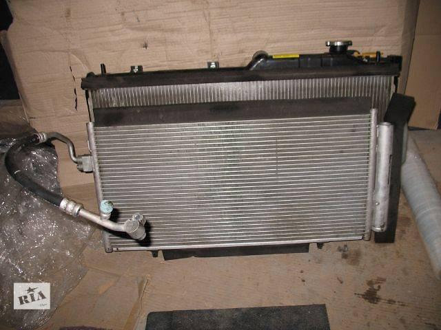 бу б/у Система охлаждения Радиатор Легковой Subaru Forester 2009 в Луцке
