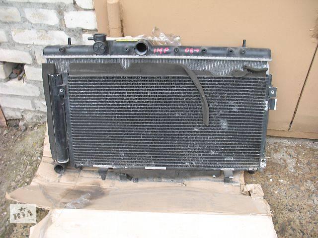 продам б/у Система охлаждения Радиатор Легковой Subaru Impreza Hatchback 2008 бу в Луцке