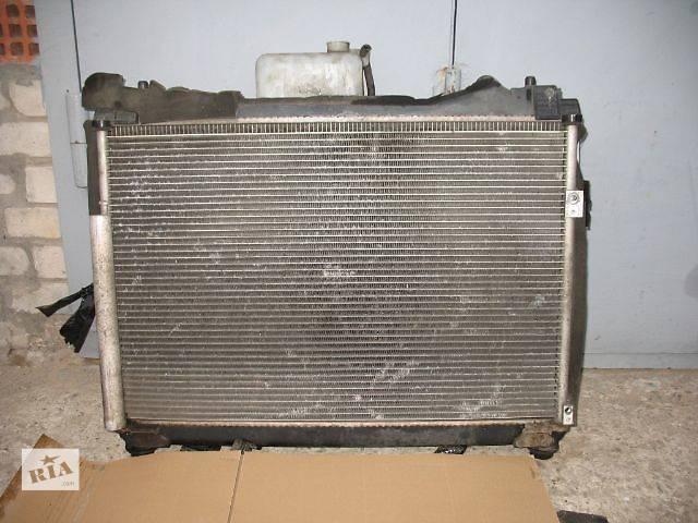 купить бу б/у Система охлаждения Радиатор Легковой Suzuki Grand Vitara (5d) 2007 в Луцке