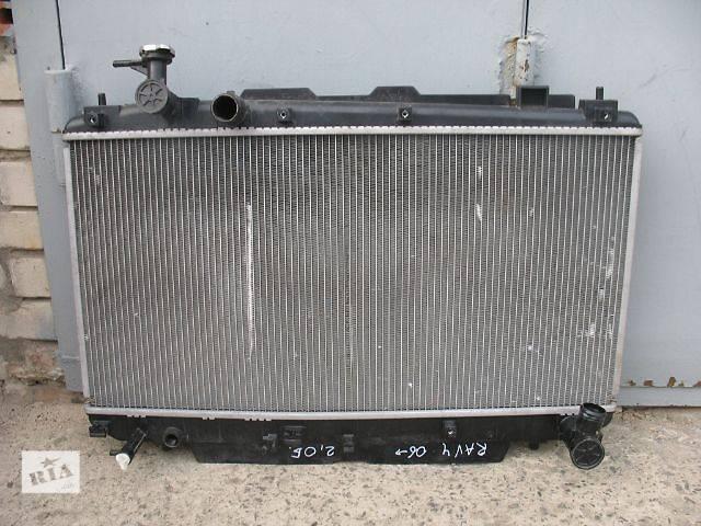 б/у Система охлаждения Радиатор Легковой Toyota Rav 4 2008- объявление о продаже  в Луцке