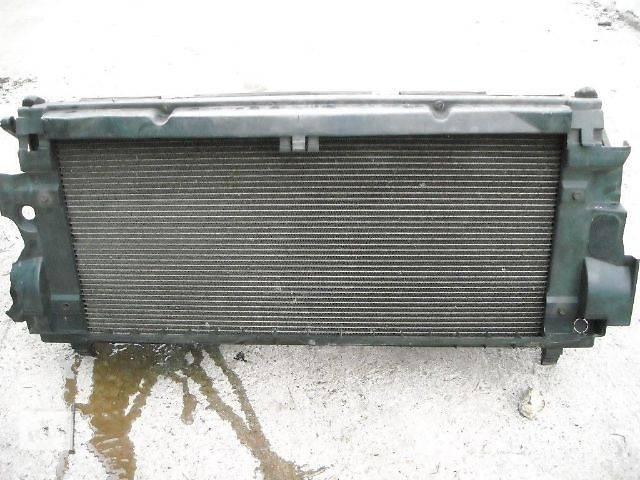 бу б/у Система охлаждения Радиатор Легковой Volkswagen T4 (Transporter) 1997 в Тернополе