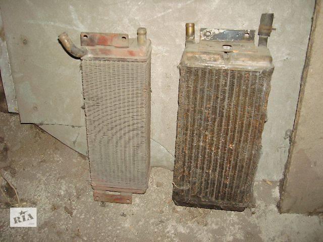 б/у Система охлаждения Радиатор печки Грузовики КамАЗ- объявление о продаже  в Киеве