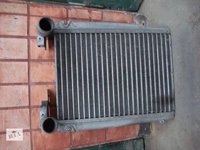 б/у Система охлаждения Радиатор интеркуллера Грузовики Renault Midlum 2001- объявление о продаже  в Луцке