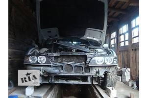 б/у Радіатор інтеркулера BMW 530