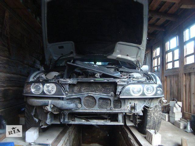 б/у Система охлаждения Радиатор интеркуллера Легковой BMW 530 2001- объявление о продаже  в Тернополе