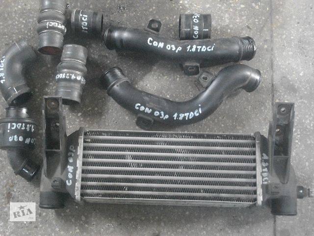 б/у Система охлаждения Радиатор интеркуллера Легковой Ford Transit Connect 2003- объявление о продаже  в Львове