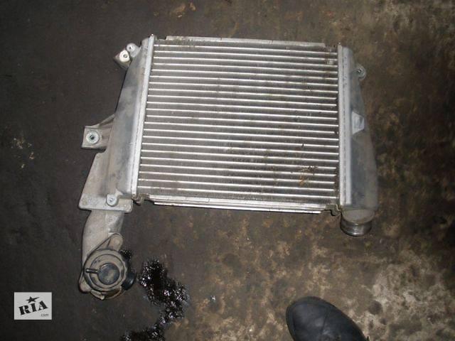 б/у Система охлаждения Радиатор интеркуллера Легковой Mazda CX-7 2008- объявление о продаже  в Луцке