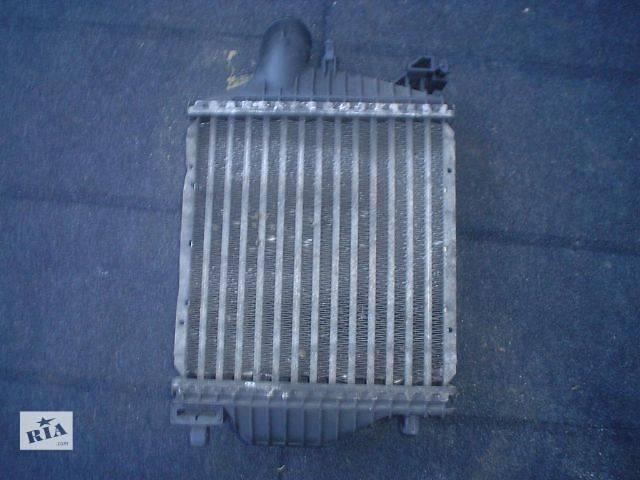 бу б/у Система охлаждения Радиатор интеркуллера Легковой Mercedes Vito 1999 в Тернополе