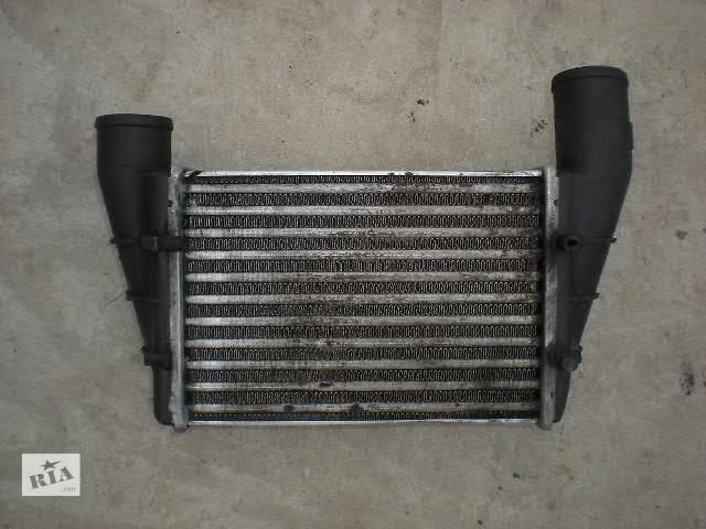б/у Система охлаждения Радиатор интеркуллера Легковой Volkswagen B5- объявление о продаже  в Ивано-Франковске