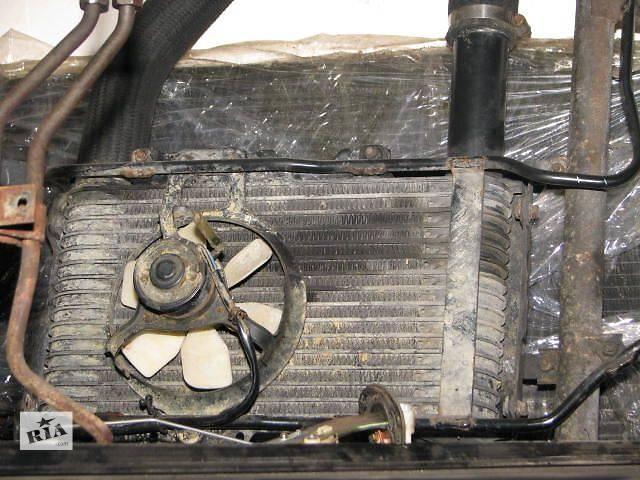 купить бу б/у Система охлаждения Радиатор интеркуллера MR 239608 Легковой Mitsubishi Pajero Sport 2.5 TurboDiesel MD 620439 в Киеве
