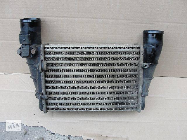 бу б/у Система охлаждения Радиатор интеркуллера Volkswagen B5 В НАЛИЧИИ!!!! в Львове