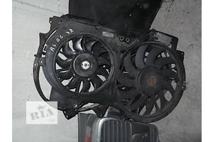 б/у Вентилятор осн радиатора Audi A6