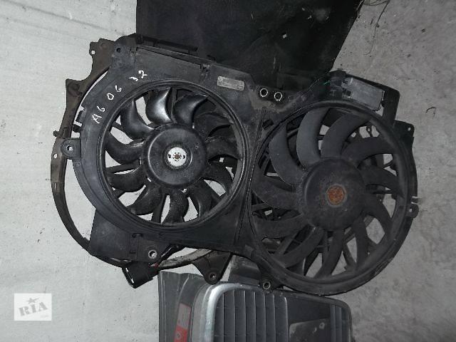 продам Б/у Система охлаждения Вентилятор осн радиатора Легковой Audi A6 Седан 2006 бу в Львове