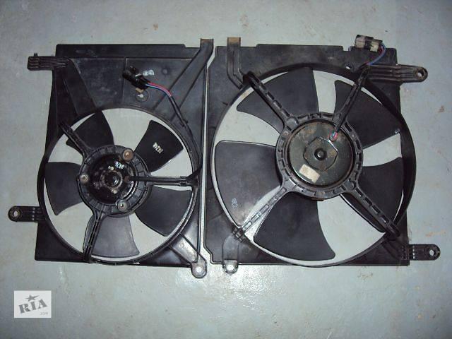 продам б/у Система охлаждения Вентилятор осн радиатора Легковой Daewoo Lanos бу в Каменском (Днепродзержинске)