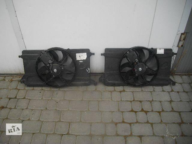 купить бу б/у Система охлаждения Вентилятор осн радиатора Легковой Ford Focus 2007 в Львове