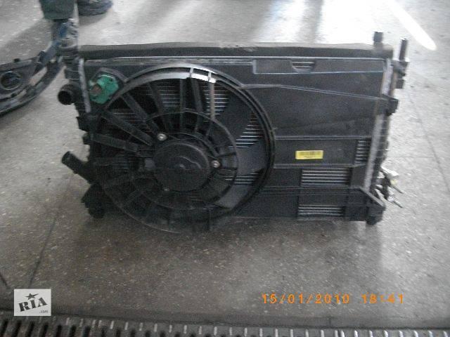 бу б/у Система охлаждения Вентилятор осн радиатора Легковой Ford Fusion 2008 в Львове