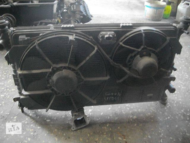 б/у Система охлаждения Вентилятор осн радиатора Легковой Ford Transit Connect 2003- объявление о продаже  в Львове