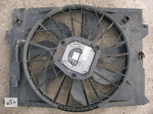 продам б/у Система охлаждения Вентилятор осн радиатора Легковой Mercedes E-Class бу в Бахмуте (Артемовск)