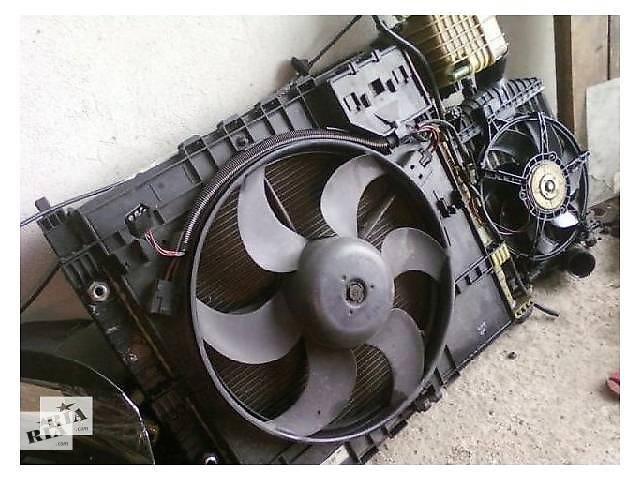 купить бу б/у Система охлаждения Вентилятор осн радиатора Легковой Mercedes Vito 1999 в Тернополе