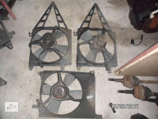 б/у Система охлаждения Вентилятор осн радиатора Легковой Opel Kadett- объявление о продаже  в Умани