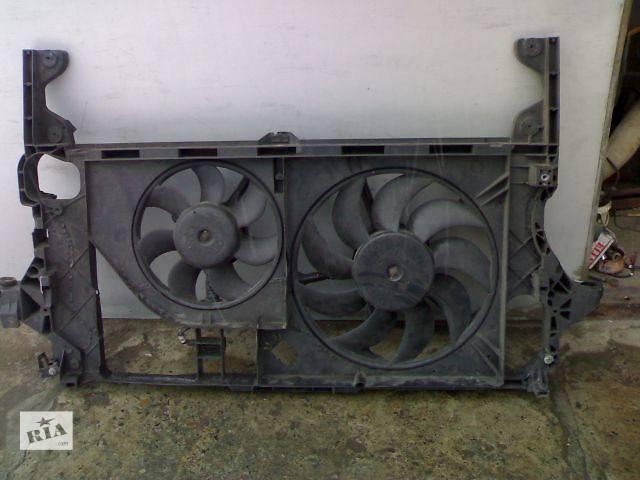 б/у Система охлаждения Вентилятор осн радиатора Легковой Opel Movano Грузовой Микроавтобус 2008- объявление о продаже  в Ивано-Франковске