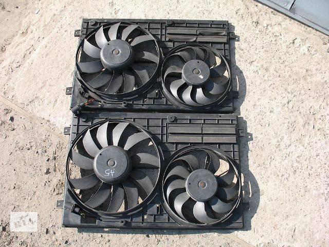 б/у Система охлаждения Вентилятор осн радиатора Легковой Skoda Octavia A5 2006- объявление о продаже  в Луцке
