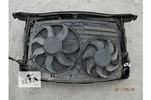 б/у Вентиляторы осн радиатора Skoda SuperB New