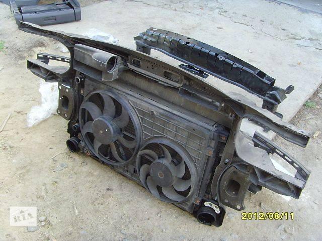 купить бу б/у Система охлаждения Вентилятор осн радиатора Легковой Volkswagen Caddy 2007 в Ковеле