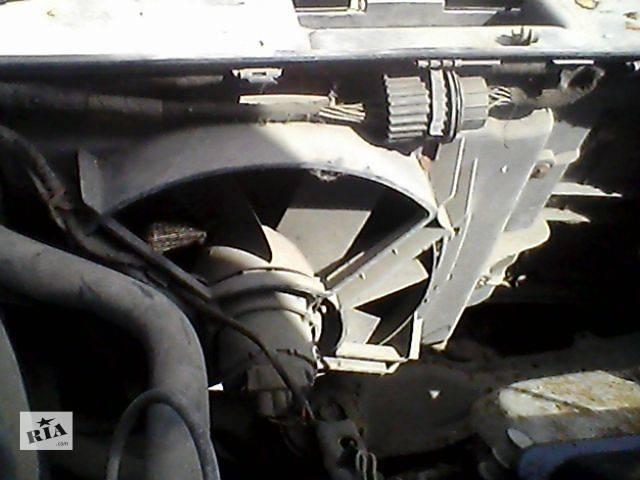 бу б/у Система охлаждения Вентилятор осн радиатора Легковой Volkswagen Golf III 1994 1.6 бензин, Хэтчбек 1994 в Ивано-Франковске