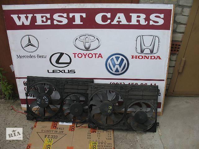 продам б/у Система охлаждения Вентилятор осн радиатора Легковой Volkswagen Passat 2006 бу в Луцке